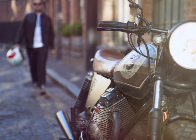 Lucky 13 Untitled Motorcycles