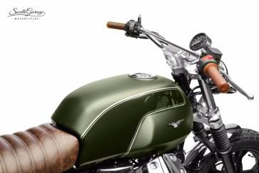 South Garage Moto Guzzi | CustomBike.cc
