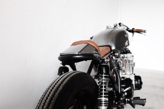 Hookie Co. Honda CB750 1981-3   CustomBike.cc
