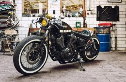 Kingston Customs, Yamaha Yard Built