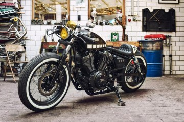 Kingston Customs, Yamaha Yard Built-2 | CustomBike.cc