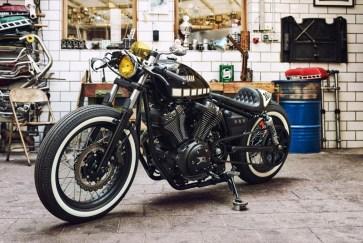 Kingston Customs, Yamaha Yard Built-2 | CustomBike.cc