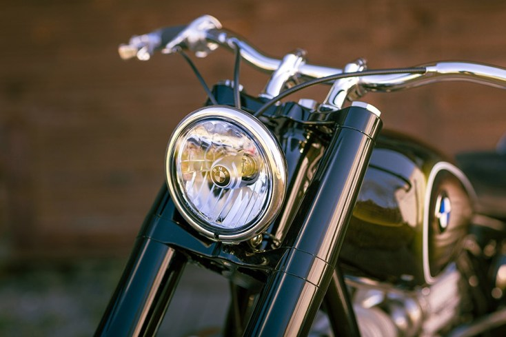 BMW R5 Hommage Headlight