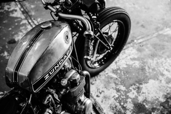 Tin Can Customs Zundapp-1 | CustomBike.cc