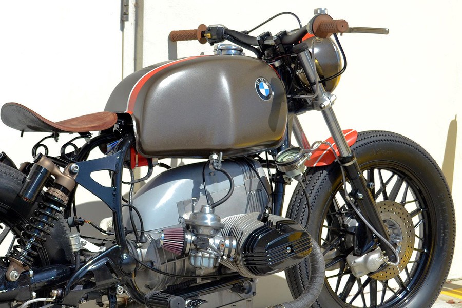Xcrambler Cycles BMW R100/7 RT 2 | CustomBike.cc