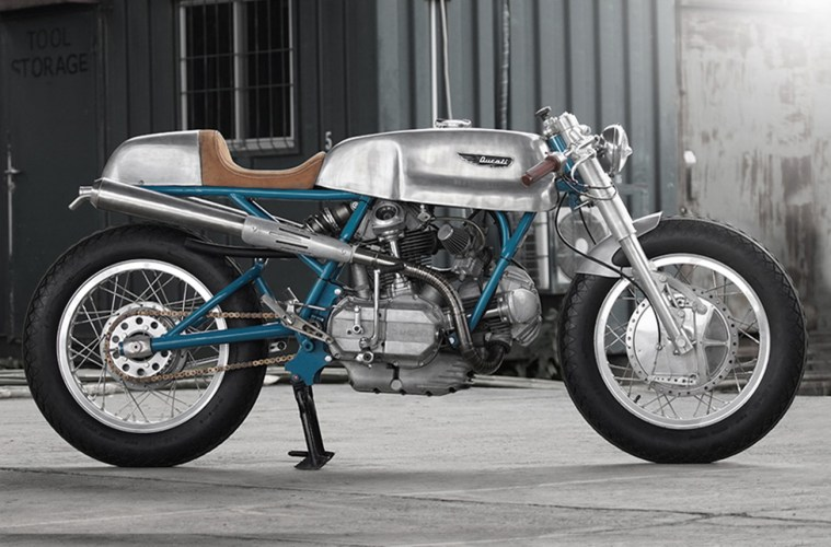 Ducati Imola by Sabotage Cycles | CustomBIKE.cc