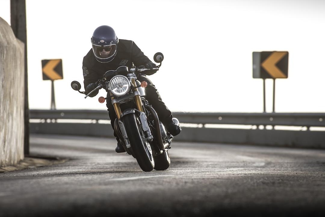 Triumph Thruxton 1200 R Rider
