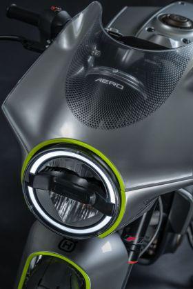 VITPILEN 401 AERO Headlight RGB | CustomBike.cc