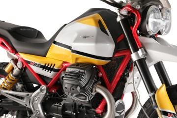 Moto Guzzi V85 ENDURO ADVENTURE Concept