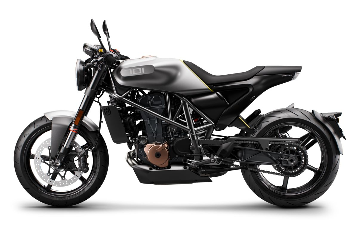 Husqvarna Vitpilen 701 Production Model 2018 Left-side