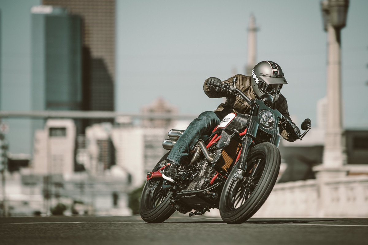 Indian Scout FTR1200 Custom