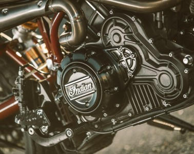 Indian Scout FTR1200 Custom 1133cc V-Twin