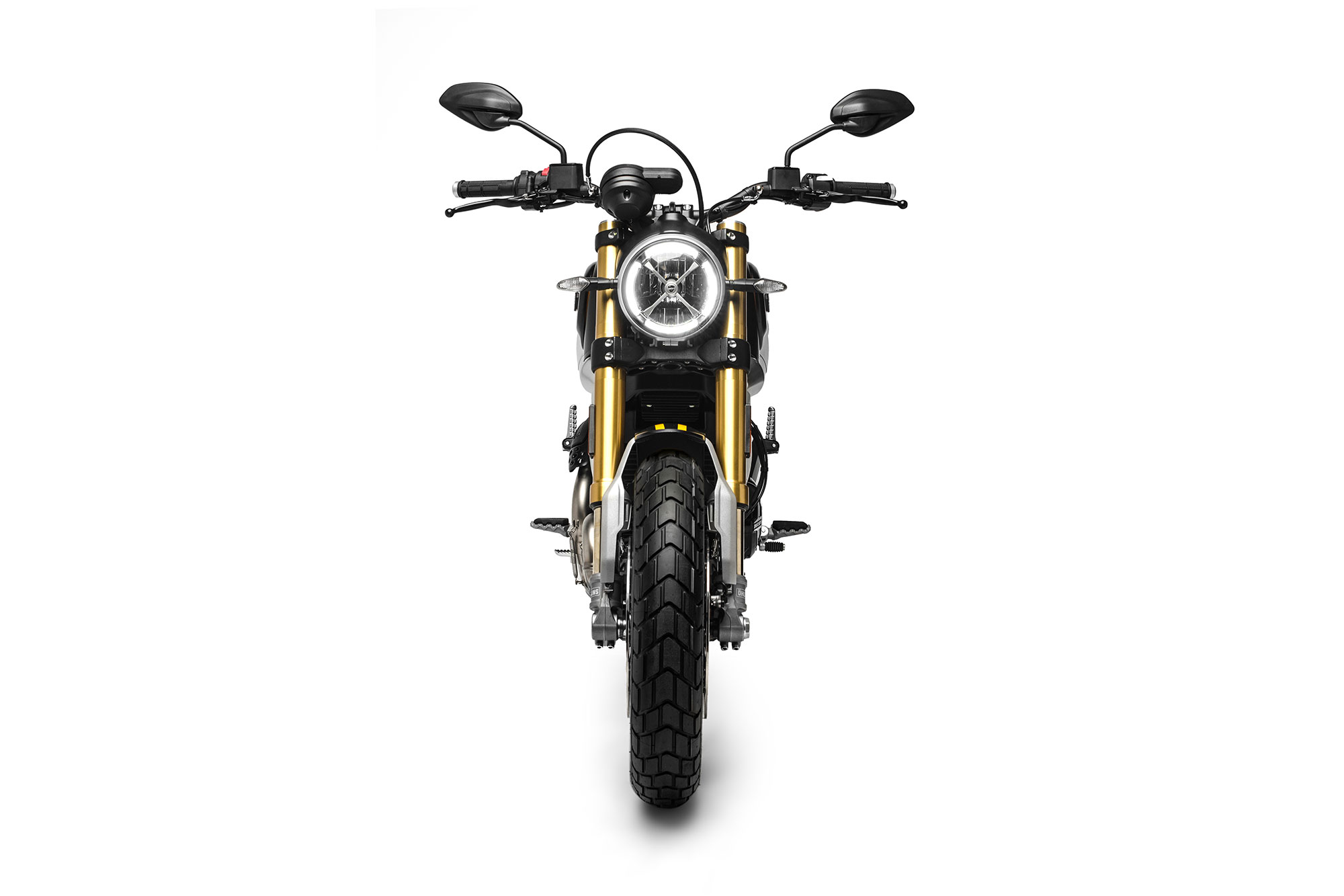 Ducati Scrambler 1100 Sport Front