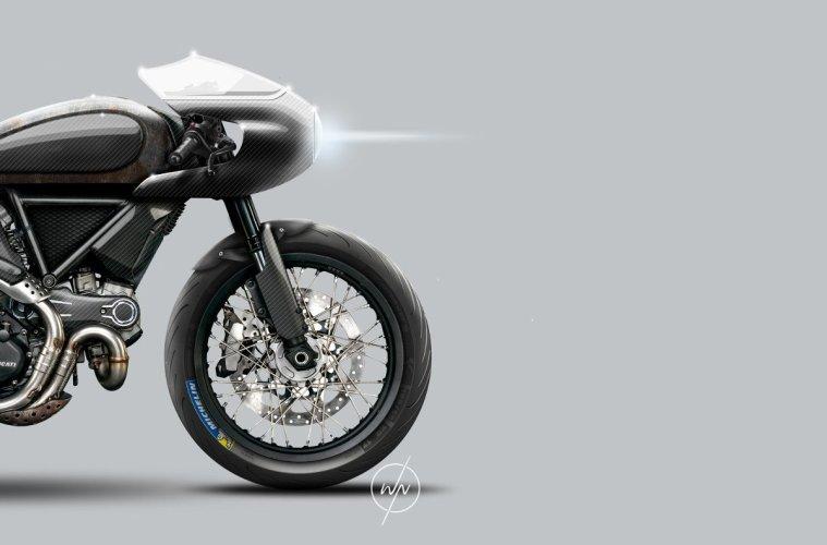 Ducati Scrambler Custom | CustomBIKE.cc