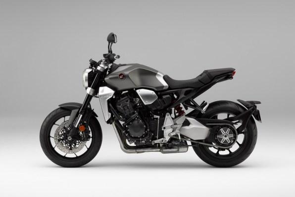 Honda 2018 CB1000R Left Side