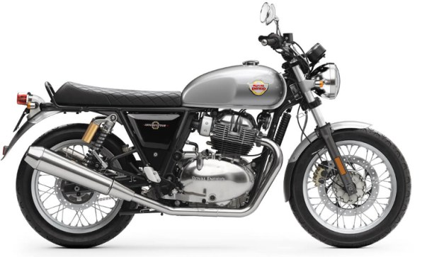 Royal Enfield Interceptor 650 Sliver Spectre
