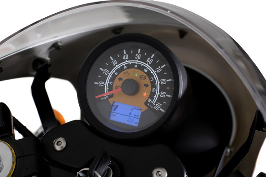 Retro 125cc - Sinnis Cafe Racer Instruments