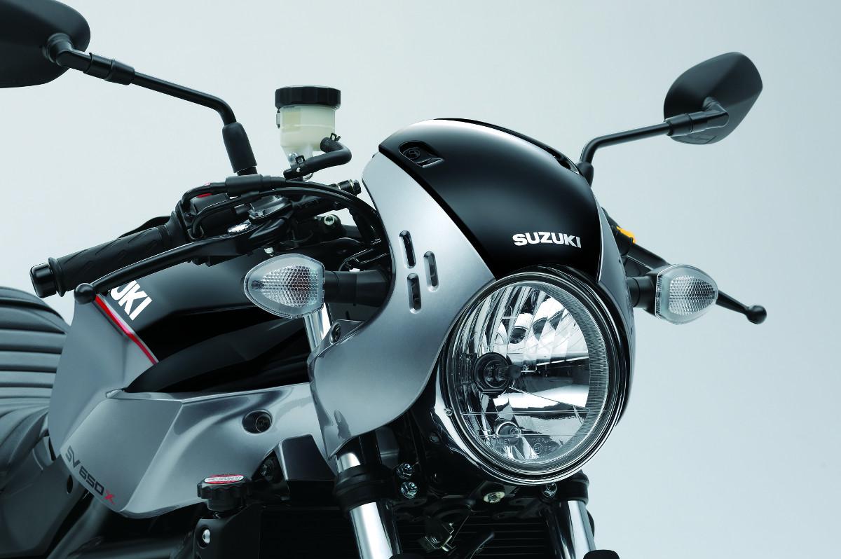 Suzuki SV650X Head Light Cowl