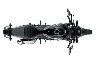 Suzuki SV650X Top