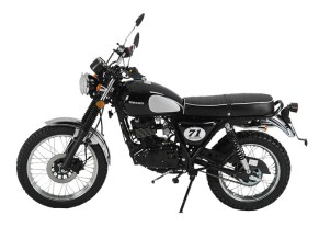 Retro 125cc - Sinnis Scrambler 125cc Left
