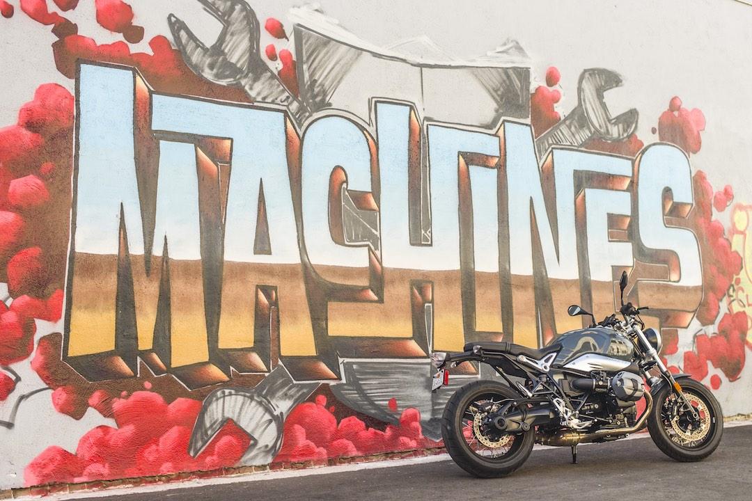 Graffiti, The House Of Machines, LA