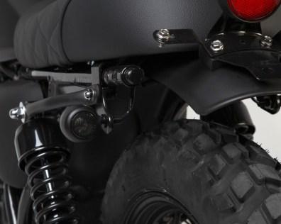 Mutt Motorcycles Sabbath Rear Indicators