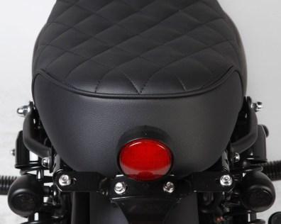 Mutt Motorcycles Sabbath Seat