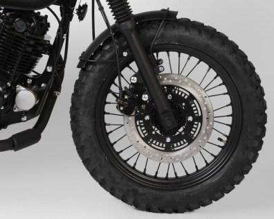 Mutt Motorcycles Sabbath Tyres