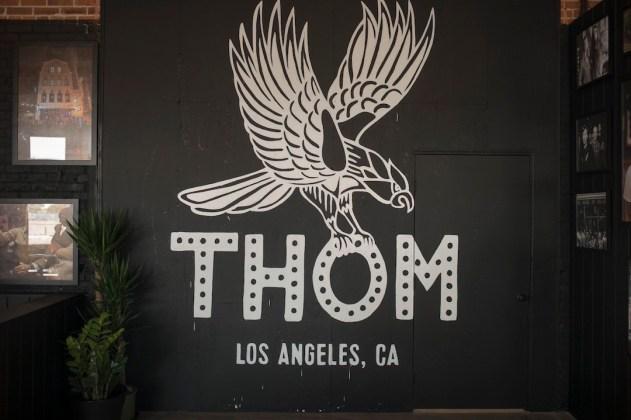THOM, LA, CA