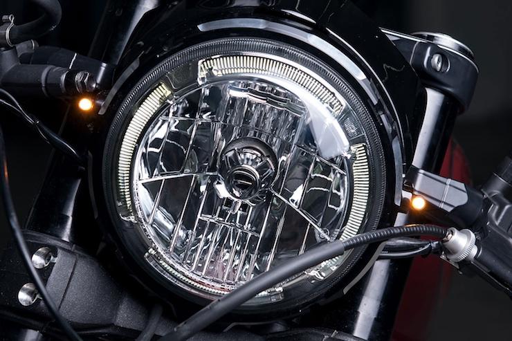 Diamond Atelier 'DA-12' Ducati Scrambler