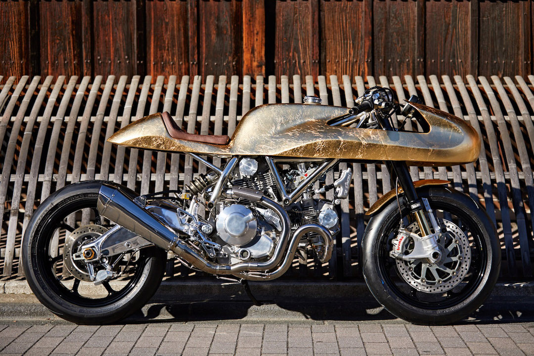 Ducati Scrambler Custom Aellambler Masaharu