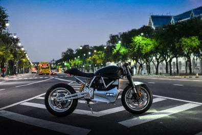 Ducati Scrambler Custom Rumble 'D-EV PROJECT