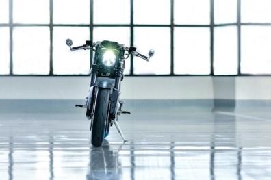 Ducati Scrambler Custom Rumble 'D-EV PROJECT