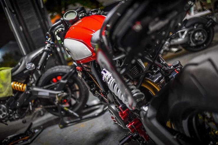 Modern Brat Racer Bkk Mugello