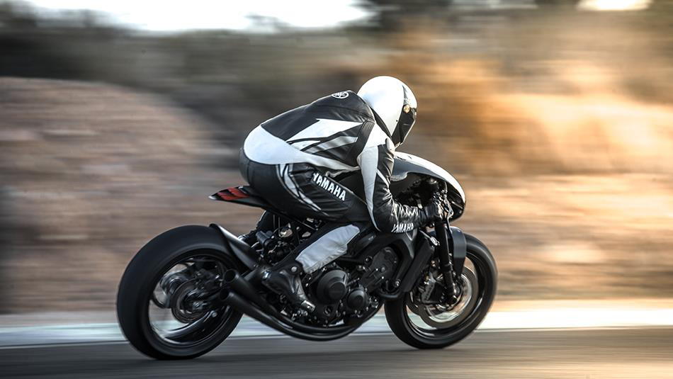 YAMAHA XSR900 AutoFabrica TYPE 11 Custom [Prototype Three-2]