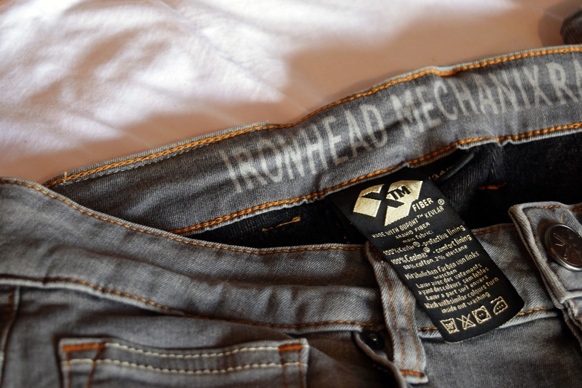 Ironhead XTM Motorcycle Jeans