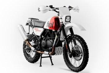 ROYAL ENFIELD HIMALAYAN | FUEL BESPOKE MOTORCYCLES