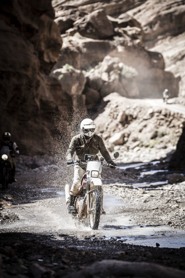 "FUEL ROYAL ""RALLY"" 400 at the SCRAM AFRICA Stream Crossing"