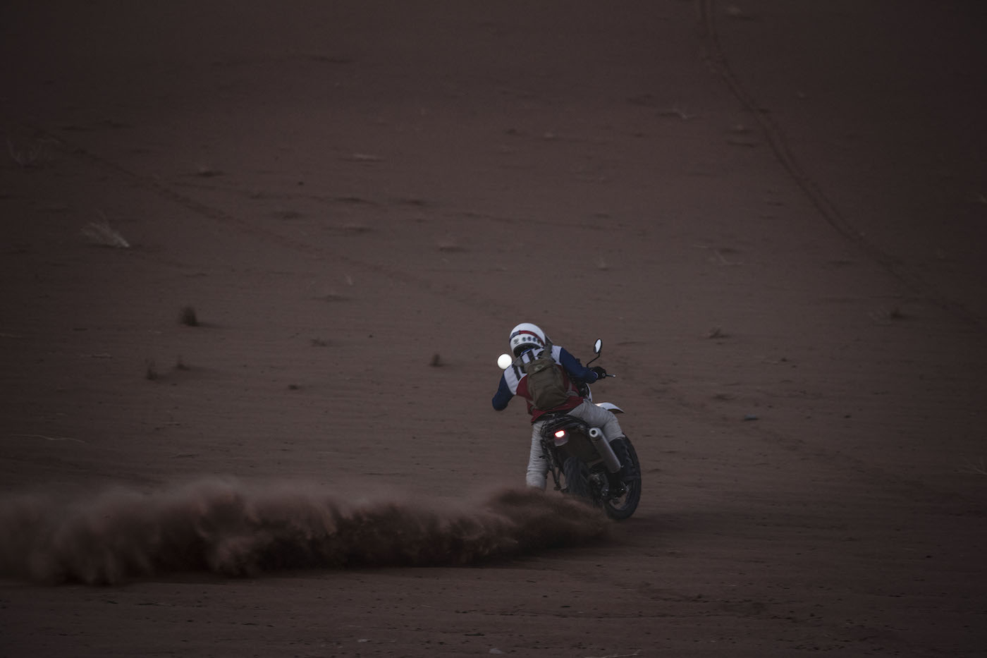 "FUEL ROYAL ""RALLY"" 400 at the SCRAM AFRICA - Twilight"