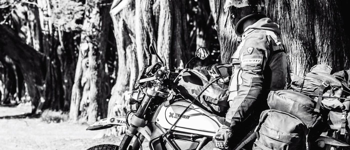 Henry Crews' Ducati Scrambler | Stories of Bike