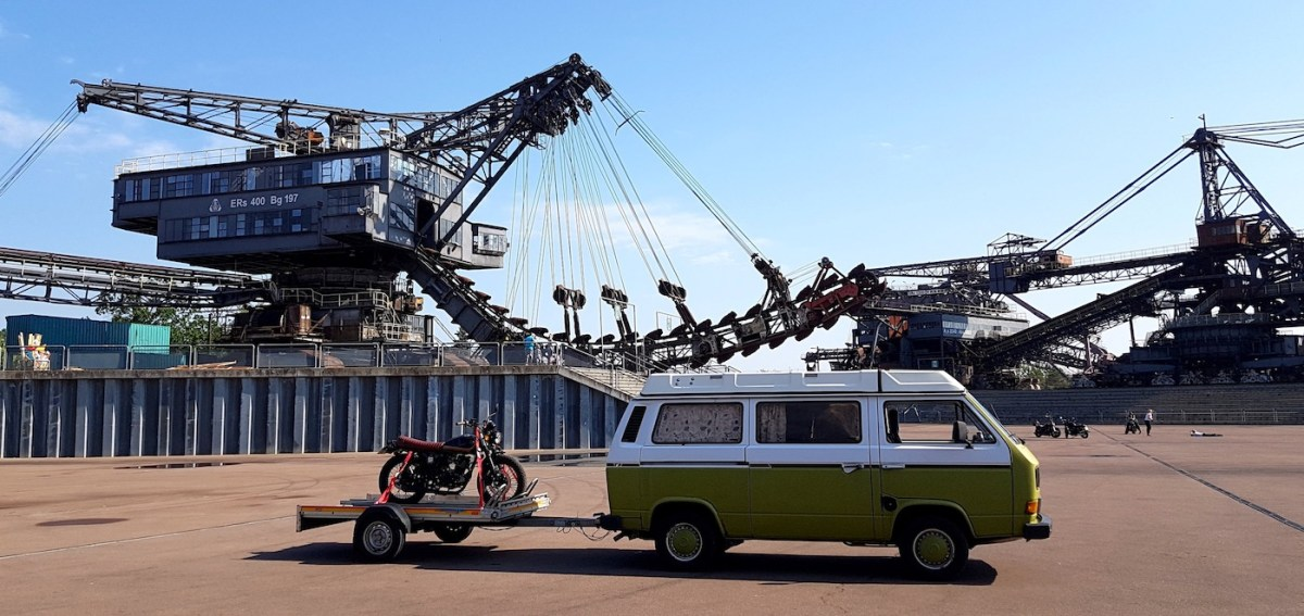 VW T3 Camper Van