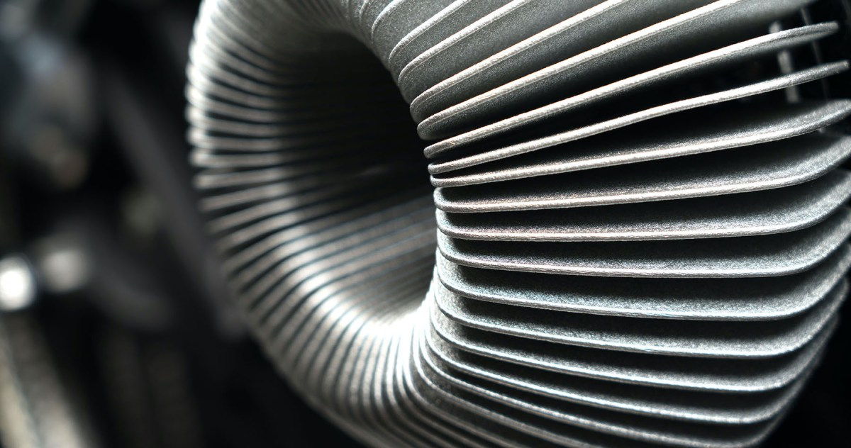 Aston Martin and Brough Superior Engine Turbocharged