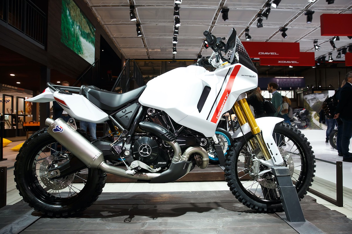 Ducati Scrambler DesertX