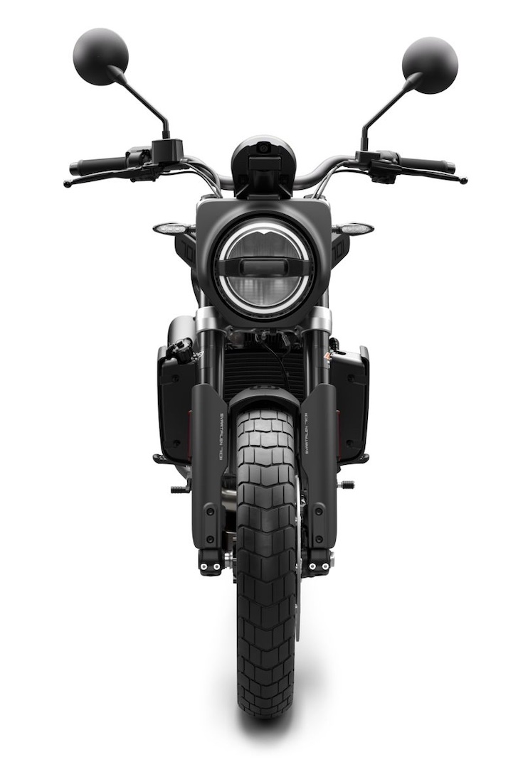 Husqvarna Svartpilen 701 2019 [head-on]