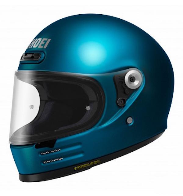 Shoei Glamster Retro Helmet GLAMSTER [Laguna Blue]