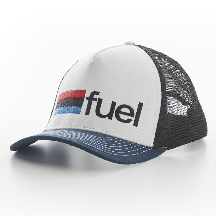 Fuel Rally Raid Cap White studio