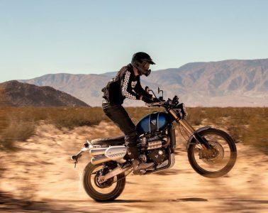 Retro Enduro Adventure Triumph Motorcycles Scrambler 1200 XE 001