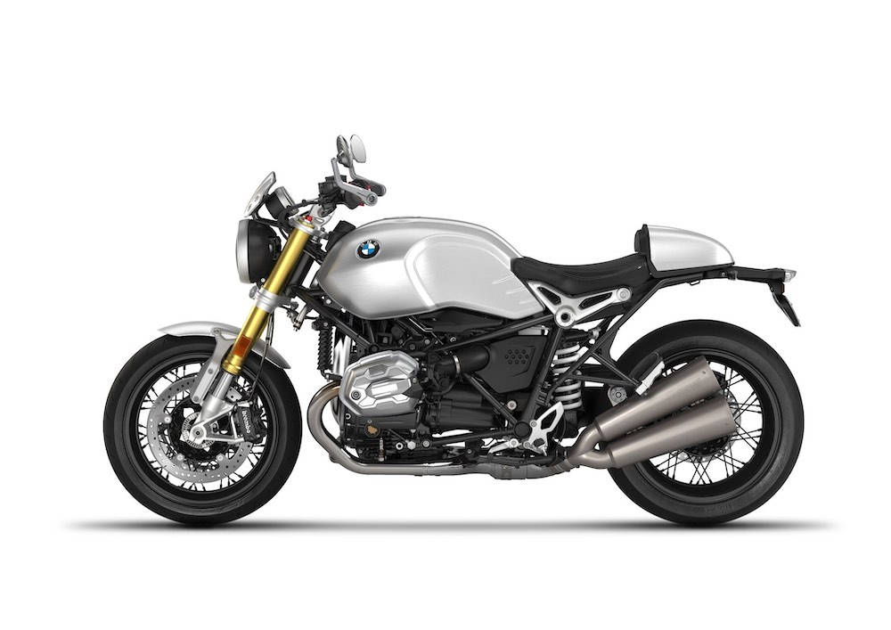 2021 BMW R nineT Option 719 Aluminium