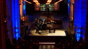 Christophe COIN - violoncelle & arpeggione, Jérôme AKOKA - violon, Yoko KANEKO - piano forté