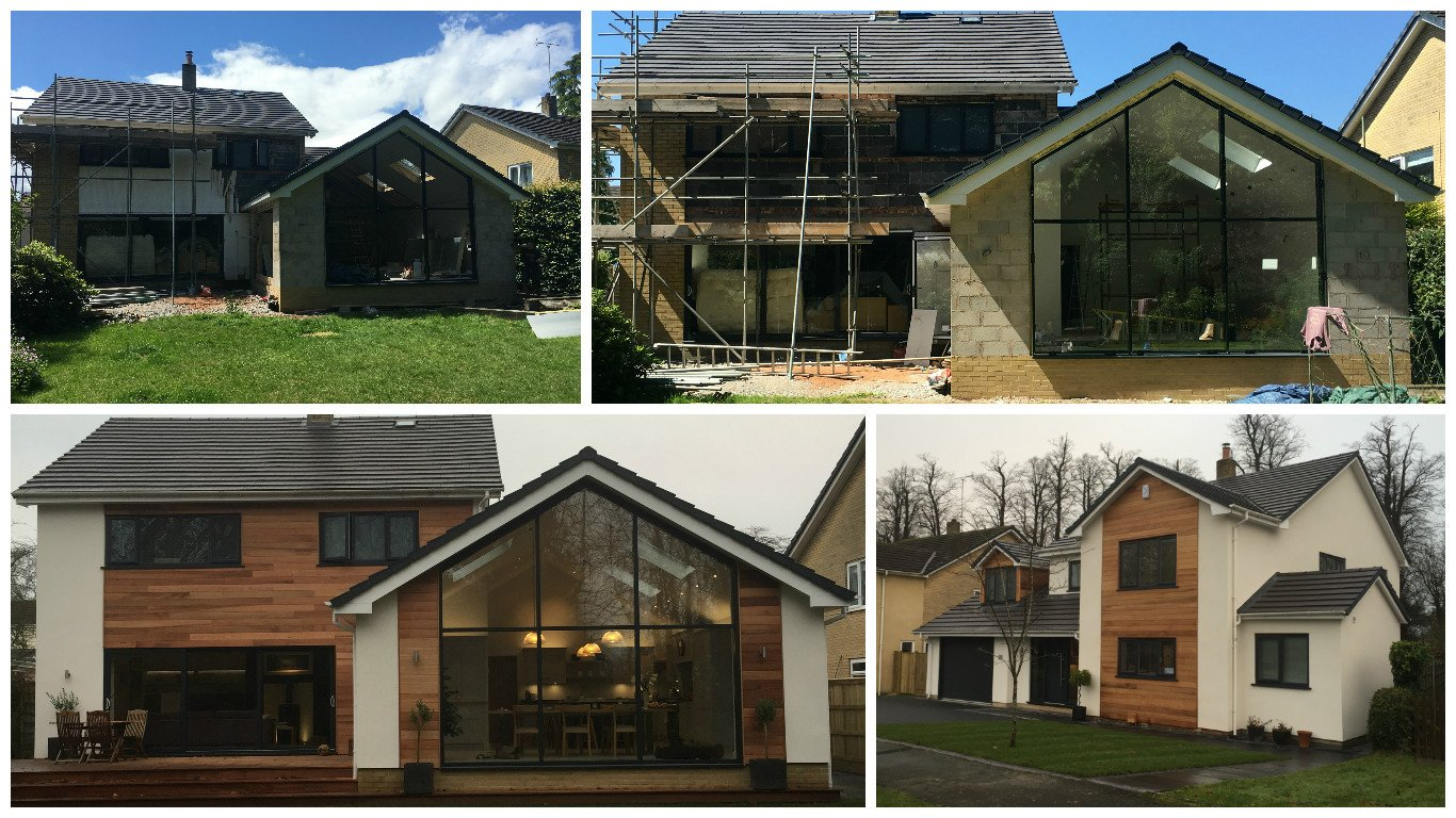 K-rend Render cleaning service in Warrington Cheshire
